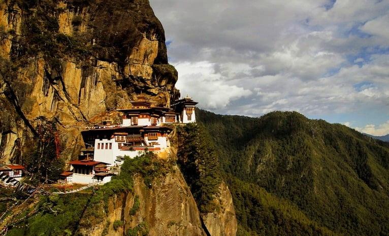 Bhutan Group tour